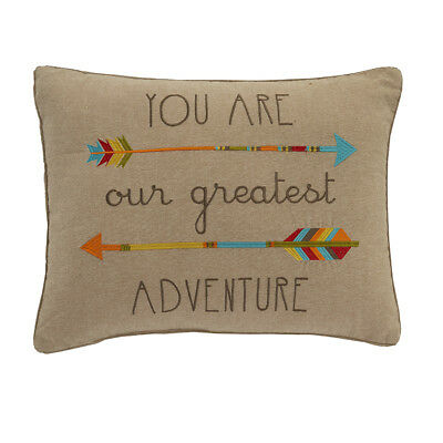 Greatest Adventure Pillow