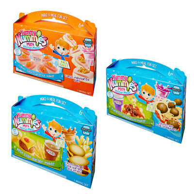 Yummy Nummies Make-a-meal Fun Set - Assorted - NEW