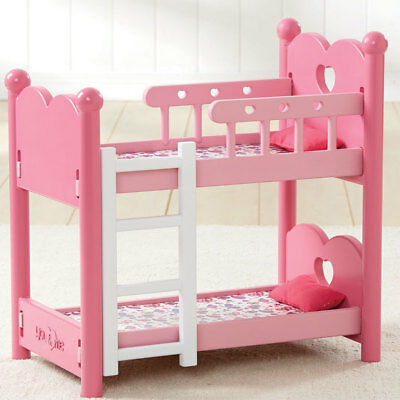 You & Me Baby Doll Bunk Bed