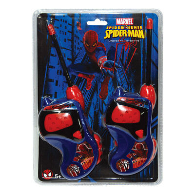 Spiderman  Walkie Talkie