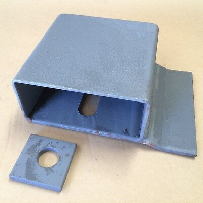 Lock Box for Shipping Containers