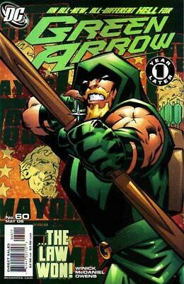 Green Arrow #60 (Vol 2) 1st Print
