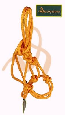 Rumani Quality Double Rope Halters / Headstalls