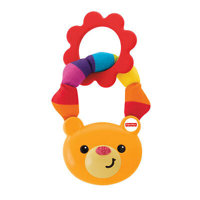 Fisher-Price Tactile Teether Ring - Assorted
