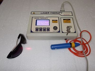 Low level Laser therapy Physiotherapy Pain Relief Machine LCD Display SW$RT