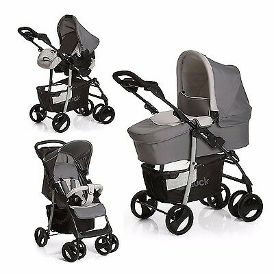Hauck Shopper Zero Plus Kinderwagen 3 in 1 NEU
