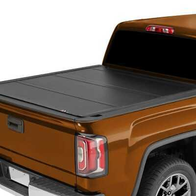 5.75ft Bed Tri Fold Hard Tonneau Cover Fits 07-13 Chevrolet GMC