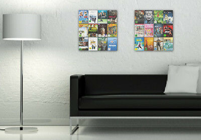 DVD-Wall4x3 Regal Medienregal  /  CD-Wall® DVD-Regal-System - DVDs als Blickfang