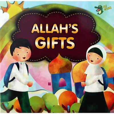 Allah's Gifts (Childrens - Kids - Islamic - Book - Paperback)