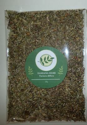 Damiana Herbal Smoking Blend Happy High Smoke Pipe Tea Stone Depressed Menopause