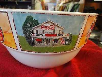 Coca-Cola Gibson Good ole Old Days X-large mixing / serving bowl