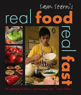 Real Food, Real Fast,Stern, Susan, Stern, Sam,New Book mon0000119099