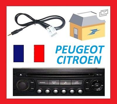 interface bluetooth pour peugeot citroen autoradio rd4 adaptateur bluetooth rd4 eur 75 99. Black Bedroom Furniture Sets. Home Design Ideas