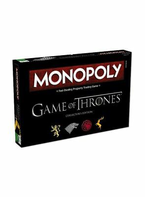 Game of Thrones Monopoly - Collector's Edition