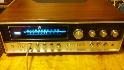 Pioneer Model QX-8000A Four Channel Receiver Serviced
