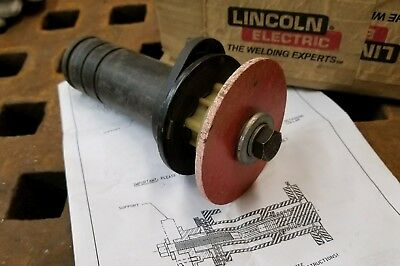 Lincoln K162-1 Welding Spindle Adapter for Readi-Reels and Spools
