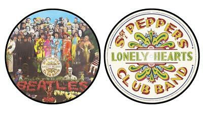 The Beatles - Sgt Pepper's Lonely Hearts Club Band - New Vinyl Picture Disc