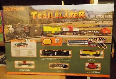 BACHMANN N SCALE TRAILBLAZER SET train