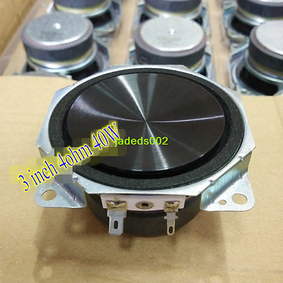 "1pcs For LG 3""inch 80mm 8ohm 40W full-range speakers Loudspeaker car Audio"