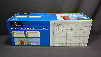 EastPoint Sports Volleyball Net -Tournament Size - Heavy Duty - NEW