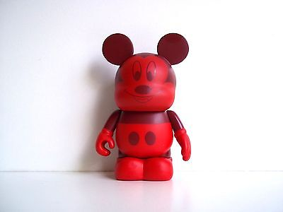 Disney 3 Vinylmation Urban 9 Red Mickey Topper Only