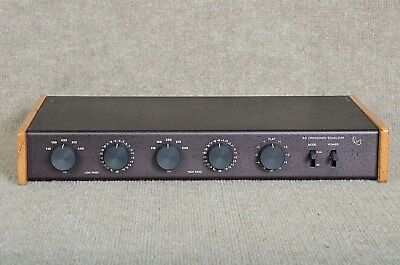 Infinity RS Crossover Equalizer 90-250 Volts