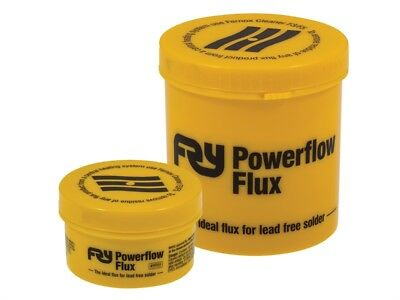 Frys Metals Powerflow Flux Range