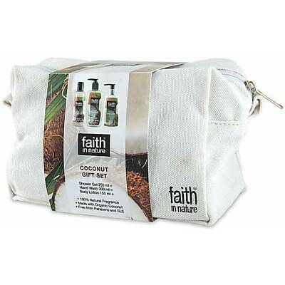 Faith in Nature Set Regalo Cocco