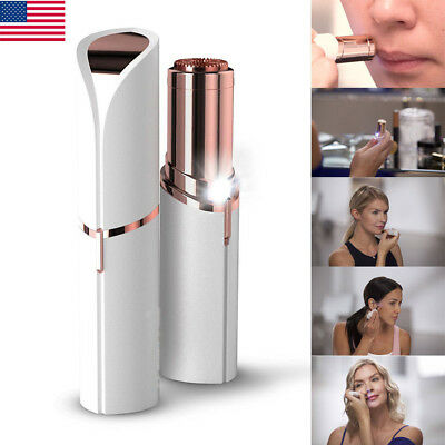 Finishing Touch Flawless Women Girl Painless Face Facial Hair Remover Epilator