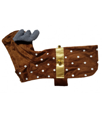 Christmas Reindeer outfit for dogs - Large dogs and small  Canine and Co Brand