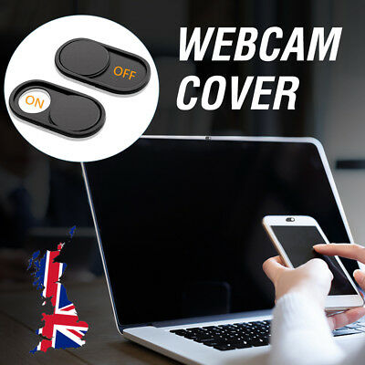 Thin Camera Webcam Cover Sticker Privacy Protector For Laptop Tablet Phone iPad