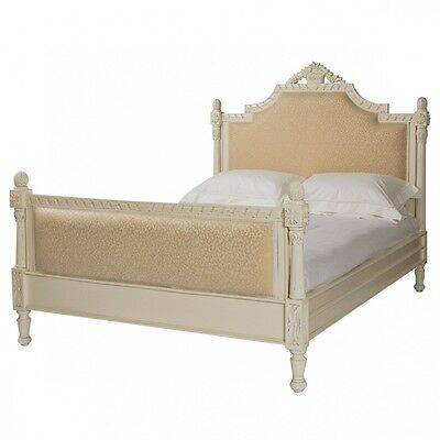Josephine Parisienne Cream  - King Size French Bed - French Furniture