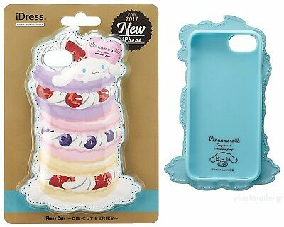 Sanrio Cinnamoroll iPhone8/ 7/ 6s/ 6 Cover Case Macaroon Macaron Japan Suncrest