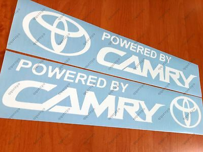 Decal Vinyl Graphics Fits TOYOTA Camry LE XLE SE 2005 to 2017 Older or New 111sr