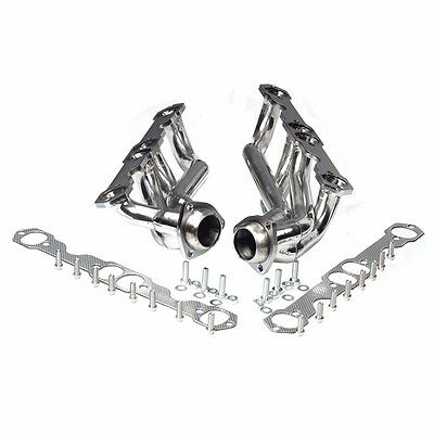 Stainless Steel Header For Chevygmccadillac 4 85 36 0 Suv