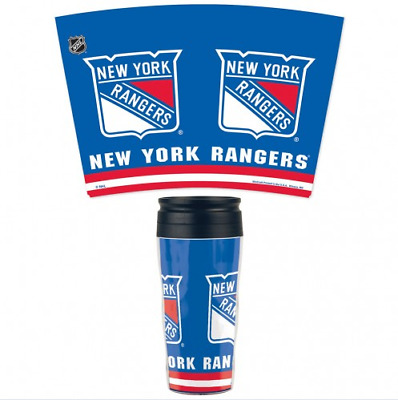 Travel Mug Team Logo New York Rangers