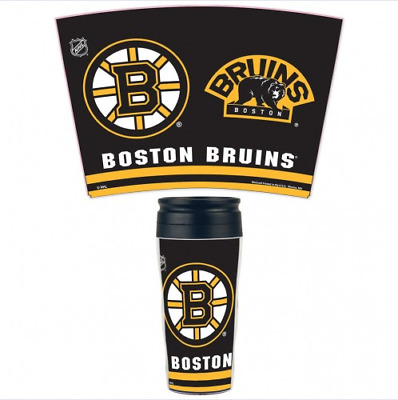 Travel Mug Team Logo Boston Bruins