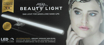 My Beauty Light Das Licht für Makellose Make Ups Neu