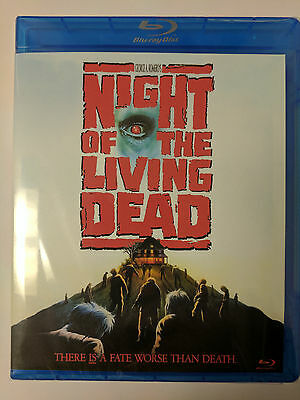 Night of the Living Dead 1990 Special Edition Blu-Ray NOT Twilight Time NOTLD 90