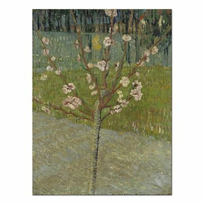 Canvas Print Picture Home Decor Wall Art Van Gogh Painting Repro Flower Tree
