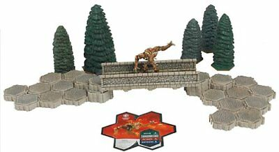 Hasbro Games Heroscape L Expansion Set Road to the Forgotton Forest