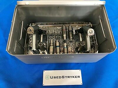 Stryker Cordless Driver 4 & Sabo2 Set plus attachements
