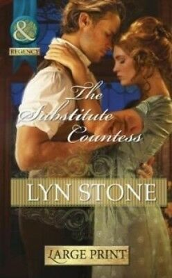 The Substitute Countess by Lyn Stone.