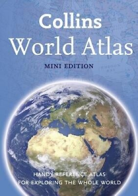 Collins World Atlas: Mini Edition [Fourth Edition] by Collins Maps.