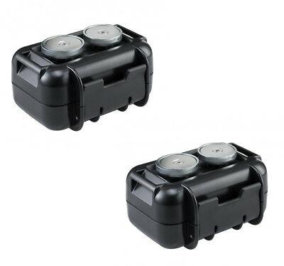 2 Pack Spy Tec M2 Waterproof Magnetic Case for STI GL300 Real-Time GPS Trackers