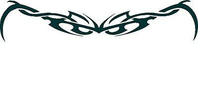 TRIBAL HEART CAR DECAL TRAMP STAMP VINYL GRAPHC REAR WINDOW HOOD REAR