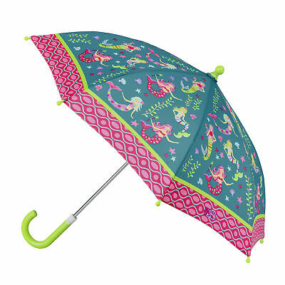 NEW Mermaid Childrens Umbrella Stephen Joseph Outdoor - Accessories