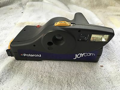 Polaroid Joycam Instant Camera BUILT IN FLASH Uses 500 Film