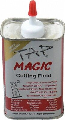 Part 10004E 4Oz Tap Magic With Spout Top Can, by Dyken, Single Item, Great Value