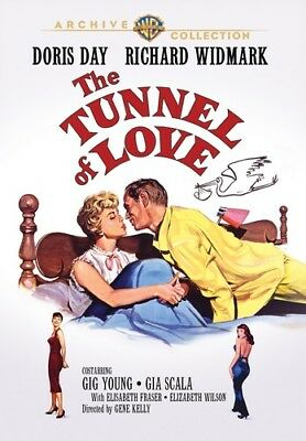THE TUNNEL OF LOVE (Doris Day)   - DVD - UK Compatible